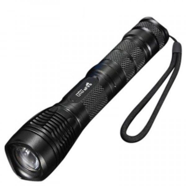 Tactical 2,000 Lumens Outdoor Flash Light - Survival - Security