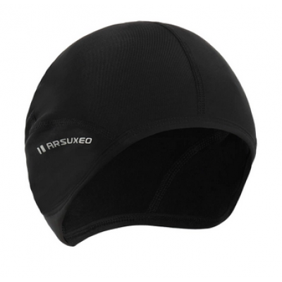 Scull Cap - Black